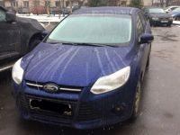 Ford Focus, 2014 г. в городе Санкт-Петербург