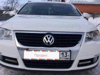 Volkswagen Passat, 2010 г. в городе Саранск