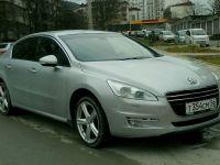 Peugeot 508, 2012 г. в городе Новороссийск