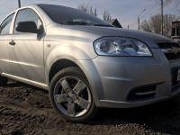 Chevrolet Aveo, 2012 г. в городе Новочеркасск