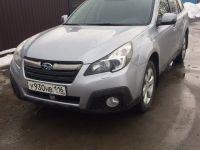 Subaru Outback, 2014 г. в городе Казань