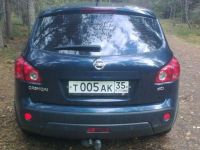 Nissan Qashqai, 2009 г. в городе Череповец