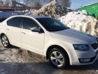 Skoda Octavia, 2014 г. в городе Кумертау