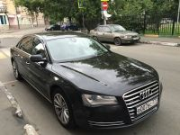 Audi A8, 2013 г. в городе Москва