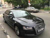 Audi A8, 2013 г. в городе Москва