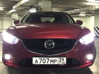 Mazda 6, 2016 г. в городе Калининград