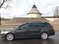 Volkswagen Passat, 2008 г. в городе Псков