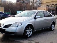 Nissan Primera, 2006 г. в городе Москва