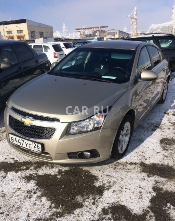 Chevrolet Cruze, Пятигорск