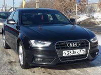 Audi A4, 2014 г. в городе Челябинск