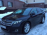 Toyota Venza, 2014 г. в городе Оренбург