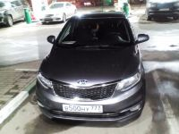 Kia Rio, 2015 г. в городе Москва