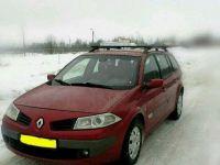 Renault Megane, 2006 г. в городе Семёнов
