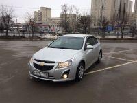 Chevrolet Cruze, 2014 г. в городе Казань
