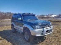 Купить Toyota Land Cruiser Prado 90 Series с пробегом в ...