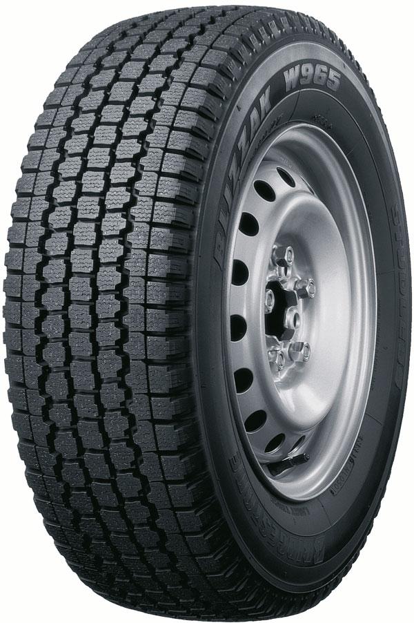 шина Bridgestone Blizzak W965