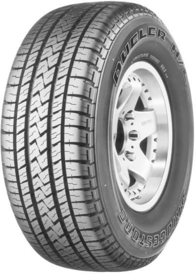 шина Bridgestone Dueler H/T 683