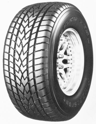 шина Bridgestone Dueler H/T 686