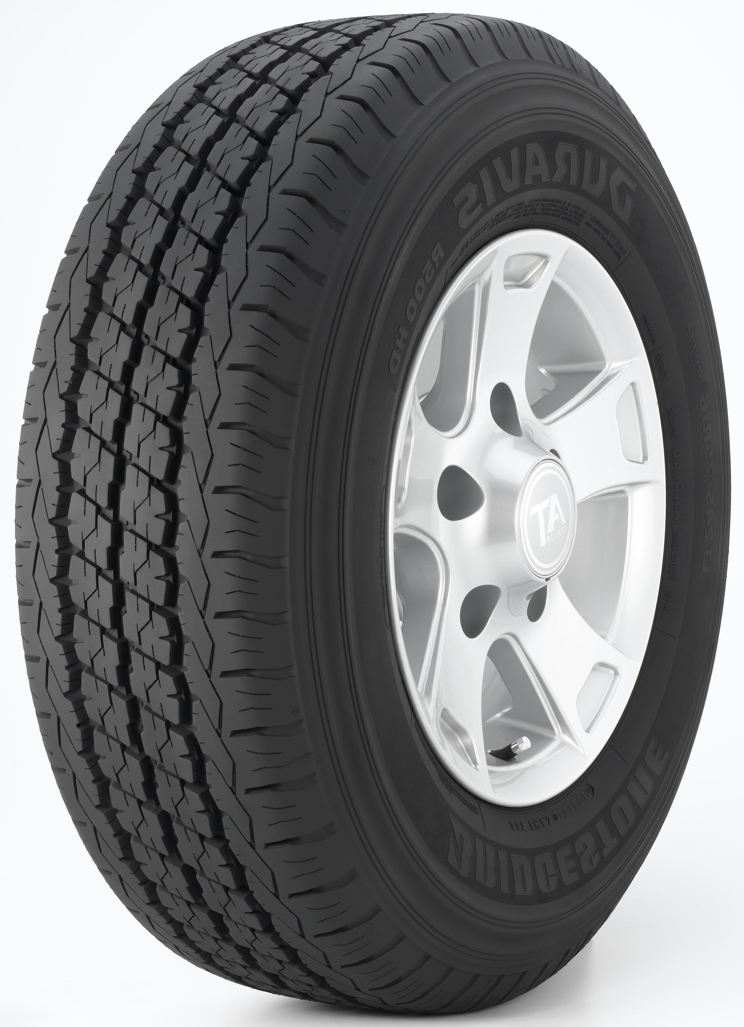 резина Bridgestone Duravis R500 HD
