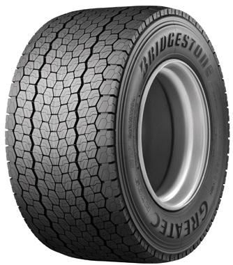 шина Bridgestone Greatec M709 Ecopia