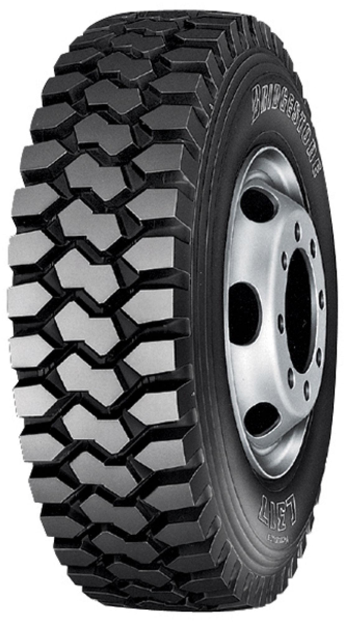 шина Bridgestone L317