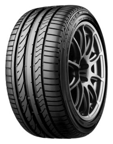 шина Bridgestone Potenza RE050A