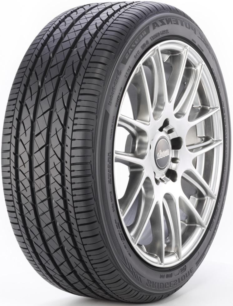 шина Bridgestone Potenza RE97 A/S