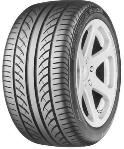 шина Bridgestone Potenza S-02A