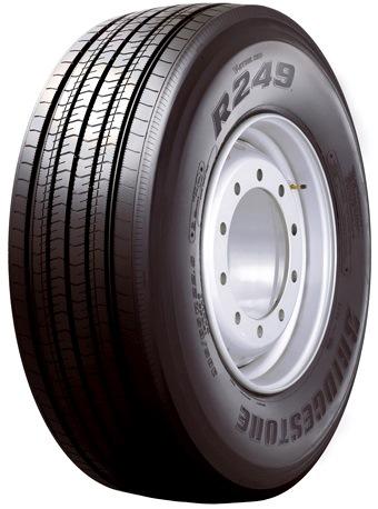 шина Bridgestone R249 Ecopia
