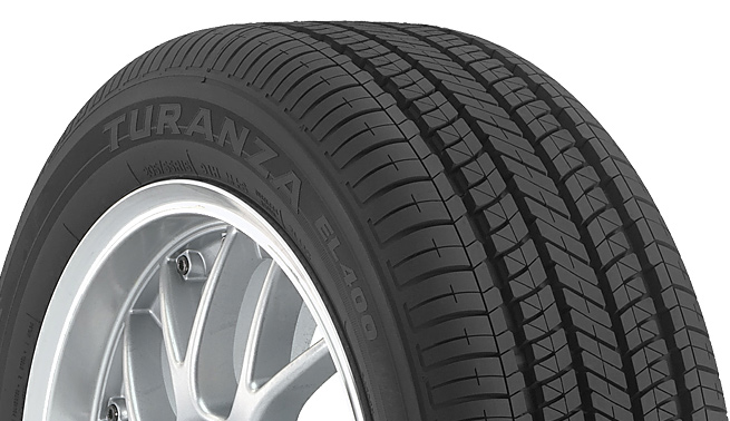 шина Bridgestone Turanza EL400-02