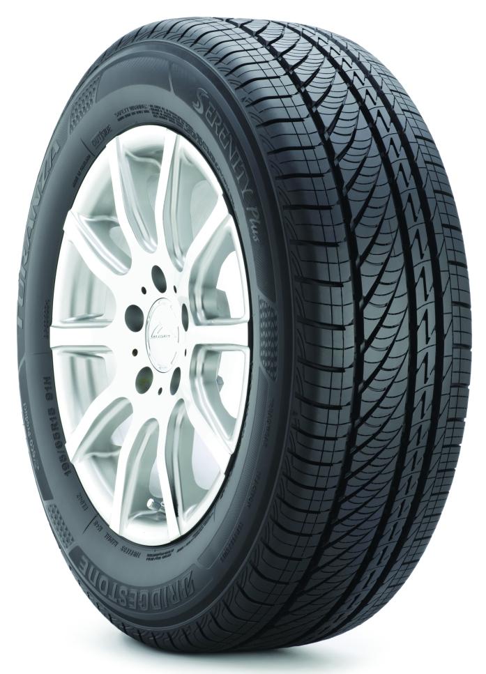 шина Bridgestone Turanza Serenity Plus