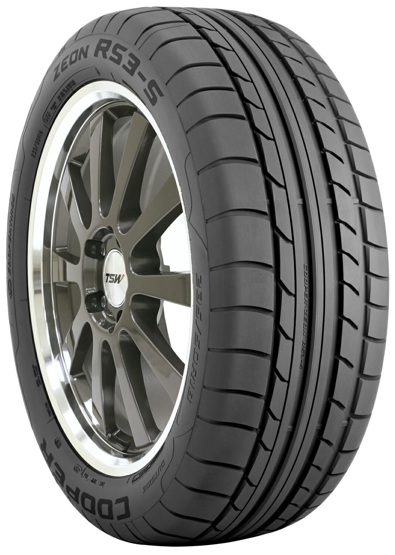 шина Cooper Zeon RS3-S