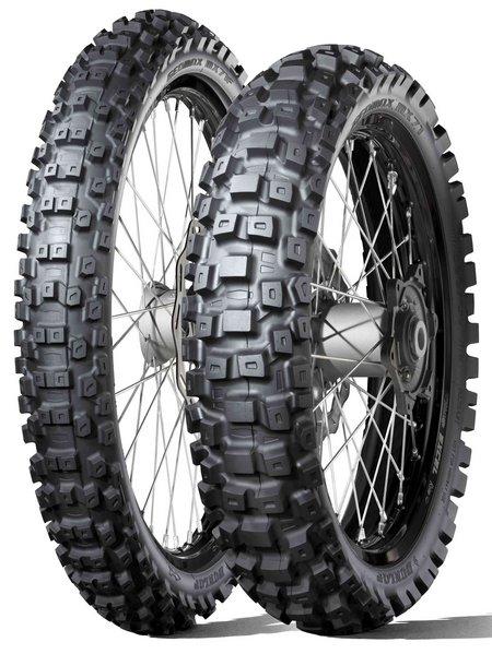шина Dunlop Geomax MX71