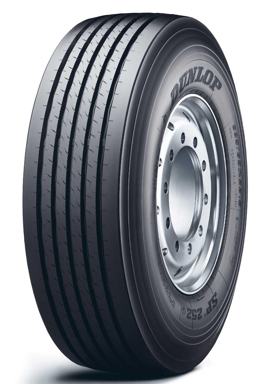 шина Dunlop SP 252