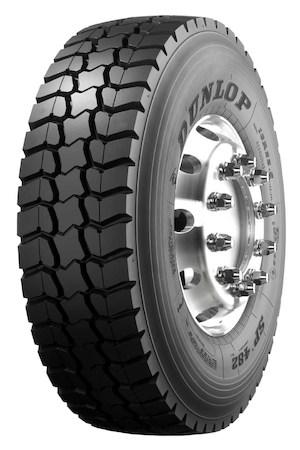 шина Dunlop SP 482