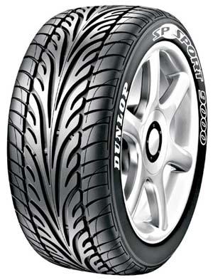 шина Dunlop SP Sport 9000