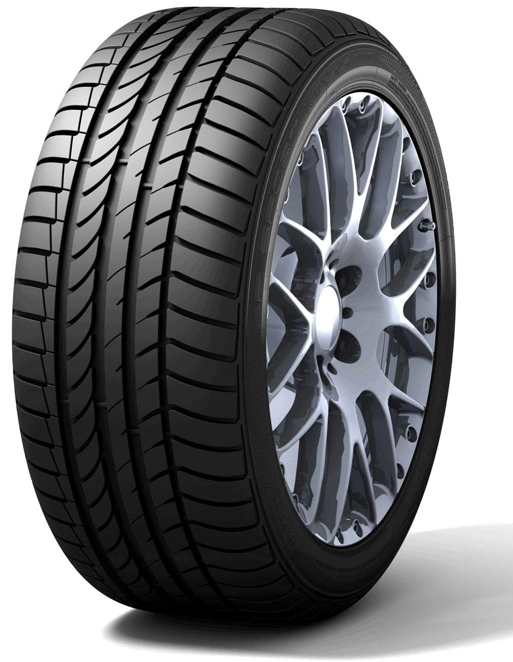 шина Dunlop SP Sport Maxx TT