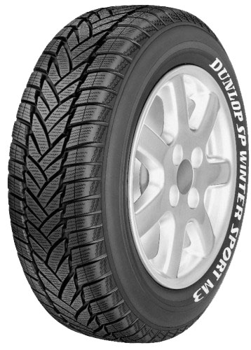 шина Dunlop SP Winter Sport M3