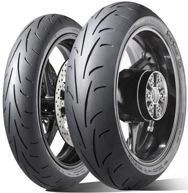 шина Dunlop SportMax SportSmart