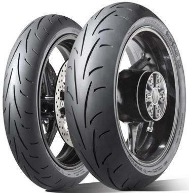 шина Dunlop Sportsmart SX