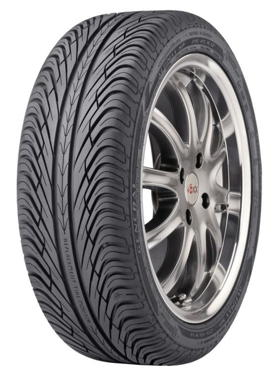 шина General Tire Altimax UHP