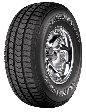 шина General Tire Grabber ST