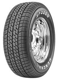 шина General Tire XP 2000 II