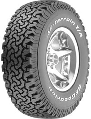 шина BF Goodrich All Terrain T/A