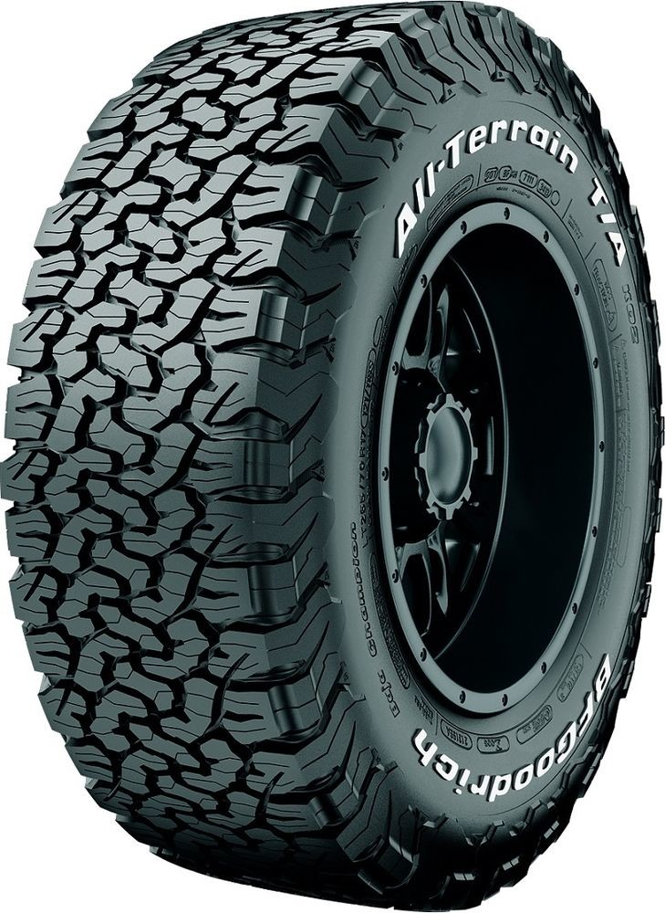 шина BF Goodrich All Terrain T/A KO2