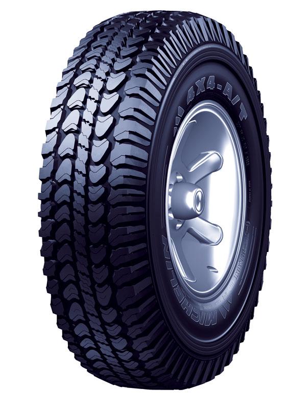 шина Michelin 4x4 A/T XTT