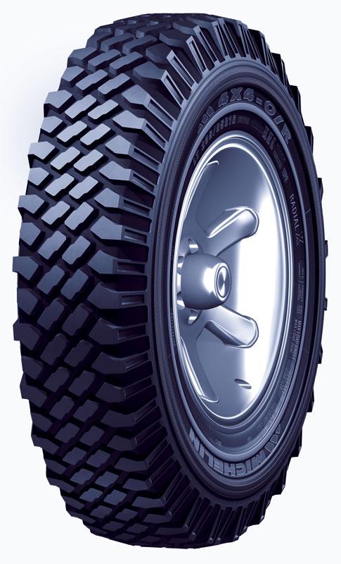 шина Michelin 4x4 O/R