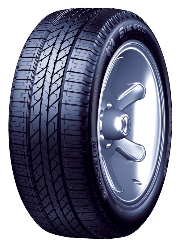 шина Michelin 4x4 Synchrone