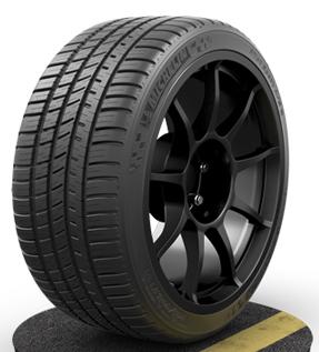 шина Michelin Pilot Sport A/S 3