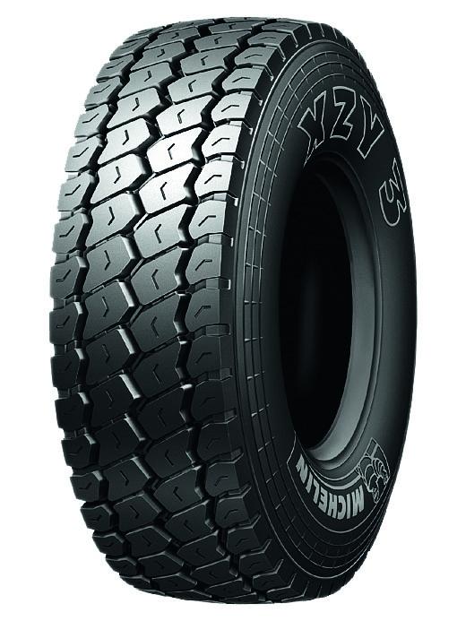 шина Michelin XZY3